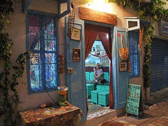 Restaurant cafe seles sousse promo holidays tunisia for Zarzis decor cuisine