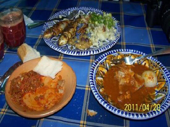 Restaurant el soffra sousse vacances promo tunisie - Cuisine tunisienne traditionnelle four ...