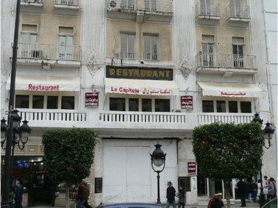 Resraurant le Capitol Tunis