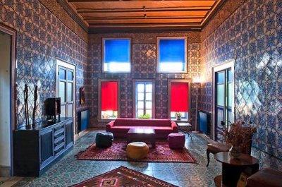Maison d'hôtes Chambre bleue Médina Tunis