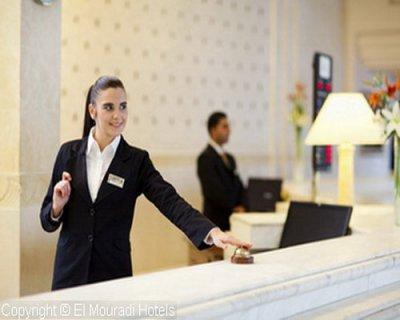 Hotel El Mouradi  Gammarth Tunis