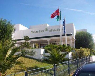 Hotel Golden Tulip Carthage Residences Marsa Tunis