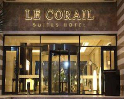 Le Corail Suites Hôtel Tunis