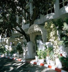 Medinat Alzahra parks Sousse