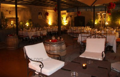 Restoran Angelina La Goulette Tunis