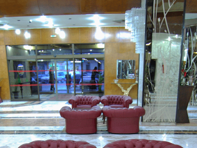 Viesnīca Le Diplomat Tunis