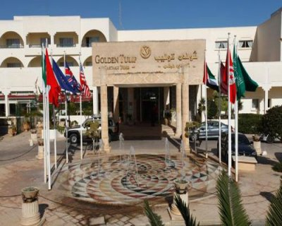 Hotel Golden Tulipe Carthage Marsa Tunis