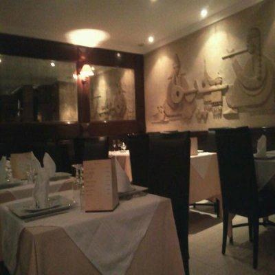 Dar Tej restorāns Tunisā